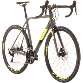 Cube Cross Race Pro grey/flash yellow